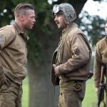 Brad Pitt;Shia LaBeouf;Jon Bernthal