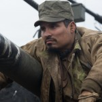 "Trini ""Gordo"" Garcia (Michael Pena) in Columbia Pictures' FURY."