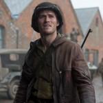 Sergeant Miles (Scott Eastwood) in Columbia Pictures' FURY.
