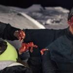 Død Snø 2, stillbilder fra innspilling2