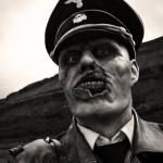 Zombie-selfie fra settet til Død Snø 2