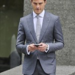 Jamie Dornan back on the set of 'Fifty Shades of Grey' for re-shoots